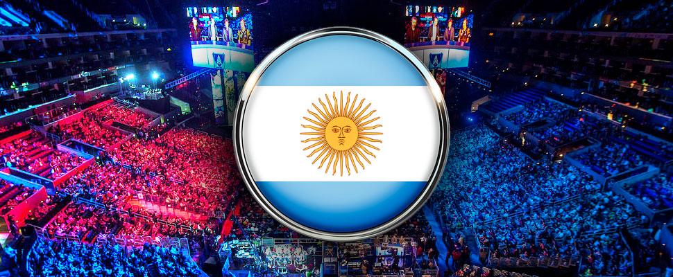 Argentina también le apuesta a jugar videojuegos como profesión