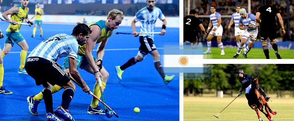 3 deportes en los que Argentina es una potencia latinoamericana