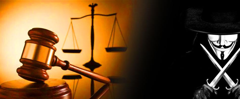 Justicia o venganza: ¿En manos de la ley o del pueblo?
