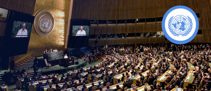 In the UN General Assembly different topics were left out