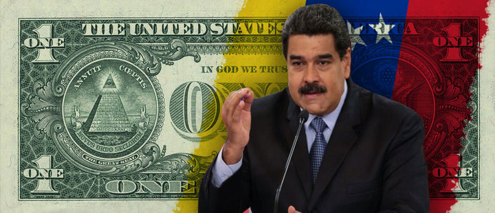 Amazing! How much money did Nicolás Maduro donate to Indonesia?