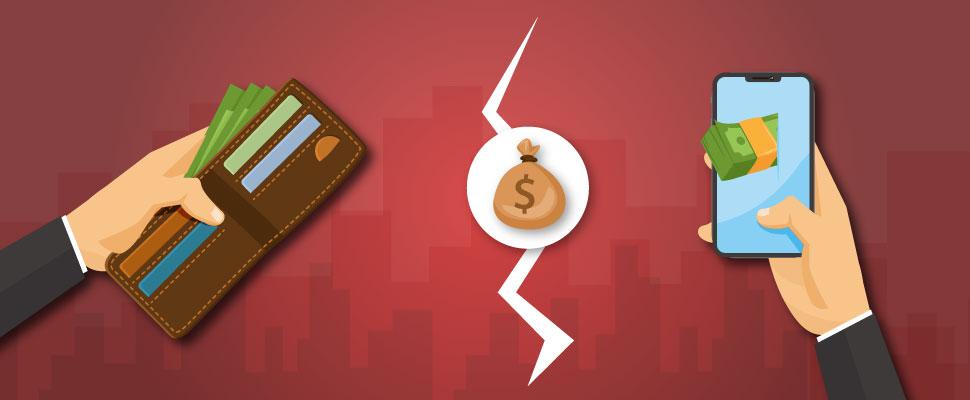 ¿Se extinguirá el dinero en efectivo?