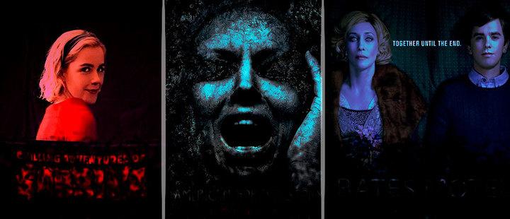 ¡Se acerca Halloween! 4 series para disfrutar un maratón terrorífico