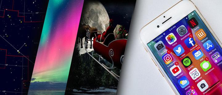 ¿Quieres conocer la ruta de Papá Noel? 5 curiosos sistemas de alertas