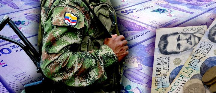 Colombia: ¿En dónde está la plata de las Farc?