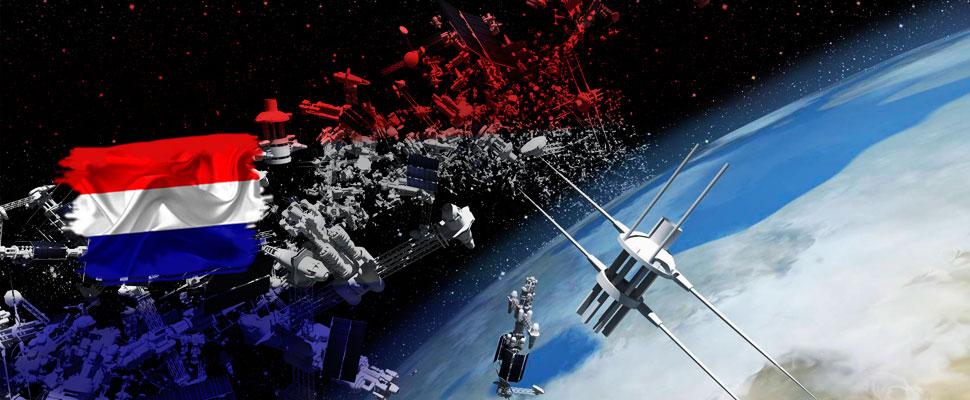 Todo lo que debes saber del laboratorio de basura espacial en Holanda