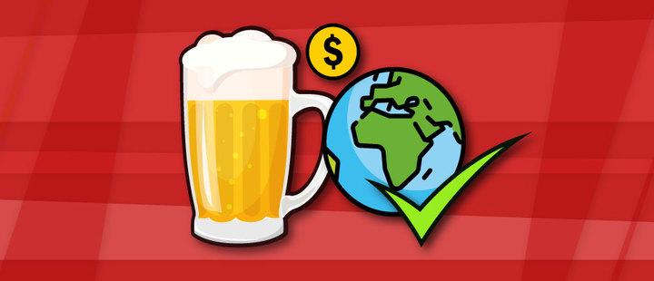 ¿Pagarías más por tomar cerveza sostenible?