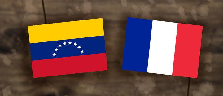 Venezuela: Francia se manifiesta en contra de la dictadura