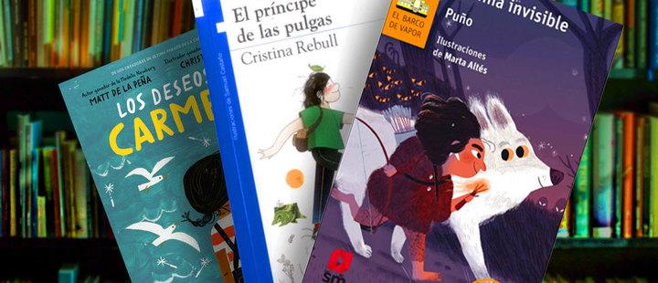 ¿Tu niño está comenzando a leer por su cuenta? Te recomendamos estos 5 libros