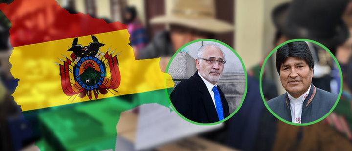 Bolivia: Carlos Mesa podría acabar con el gobierno de Evo Morales