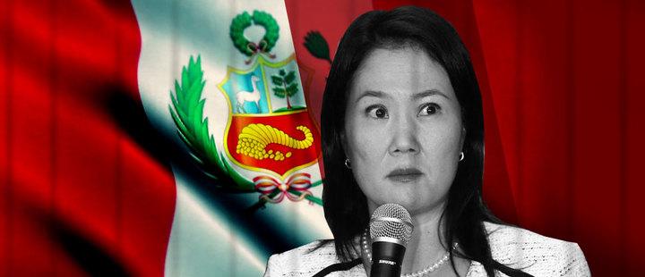 Nuevo golpe al Fujimorismo: Keiko Fujimori es detenida