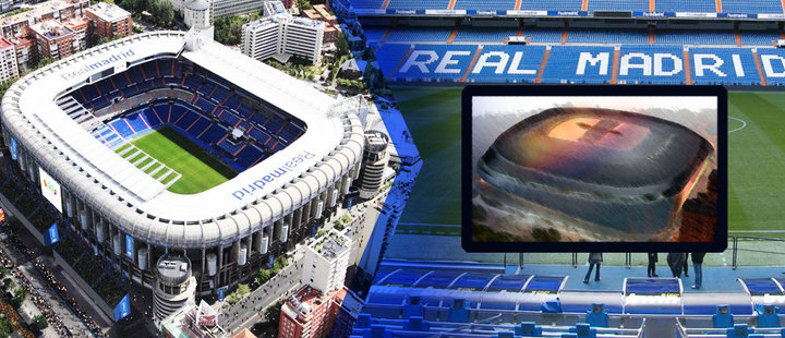 Everything you need to know about the new Santiago Bernabéu stadium