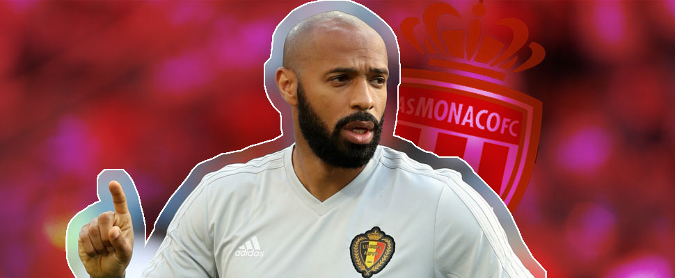 AS Mónaco: La era del legendario Thierry Henry ha comenzado