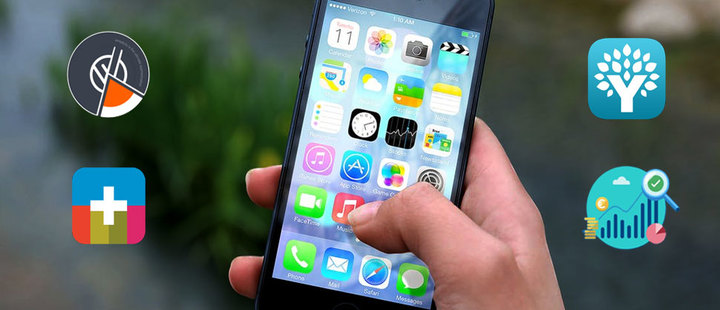 Amazing! 6 apps that will help you organize your money