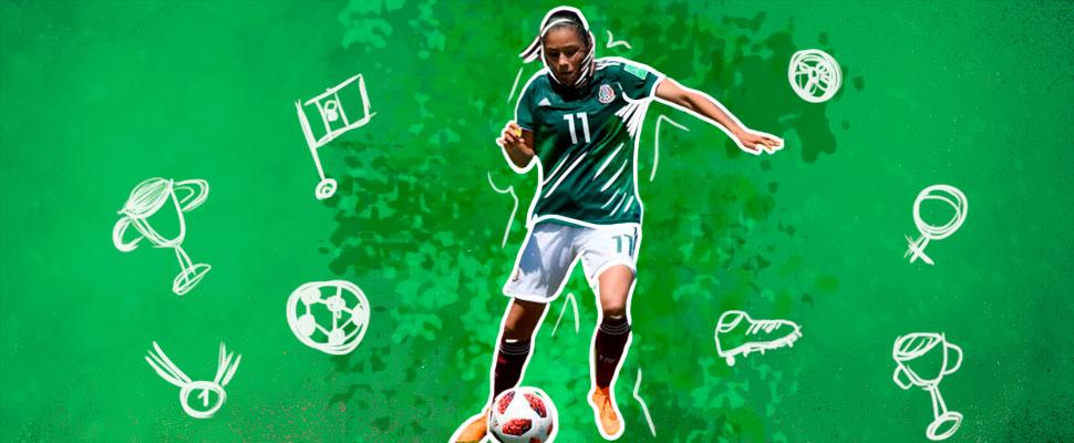 Selección femenina de México: La gran ausencia del Mundial de Francia 2019