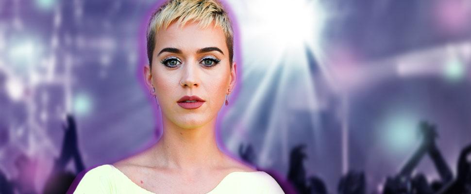 Katy Perry anuncia su retiro de la música