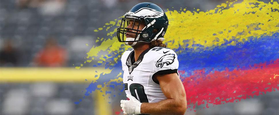 ¡Inédito! Este es el toque latino que cautiva a la NFL