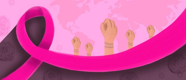 19 de octubre: día internacional de la lucha contra el cáncer de mama