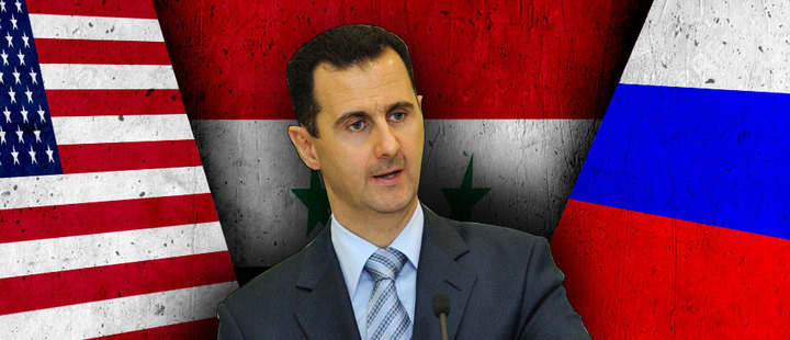 Siria: Russia takes over the country