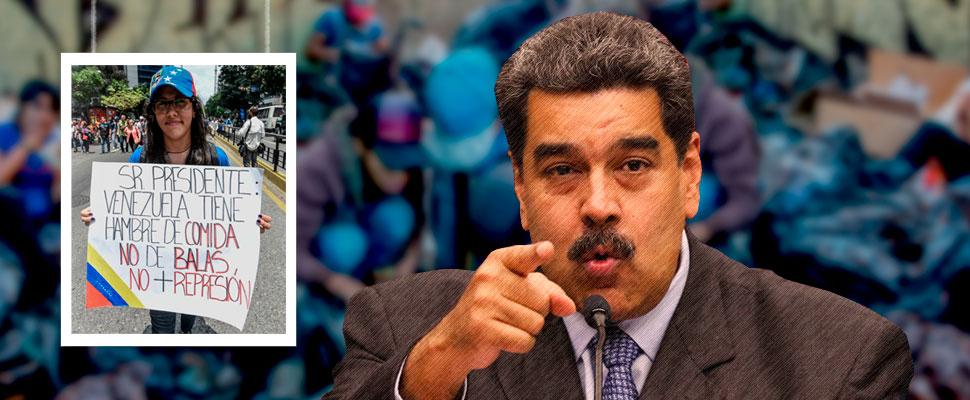 Venezuela: el hambre sigue creciendo