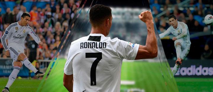 Los 5 mejores goles de CR7 con el Real Madrid
