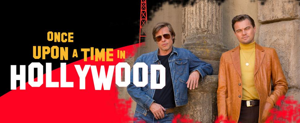 Resultado de imagen de Once Upon a Time in Hollywood