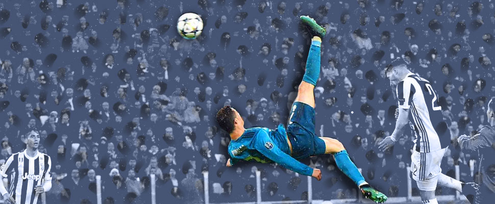Do you know the origin of the bicycle kick? Find out here