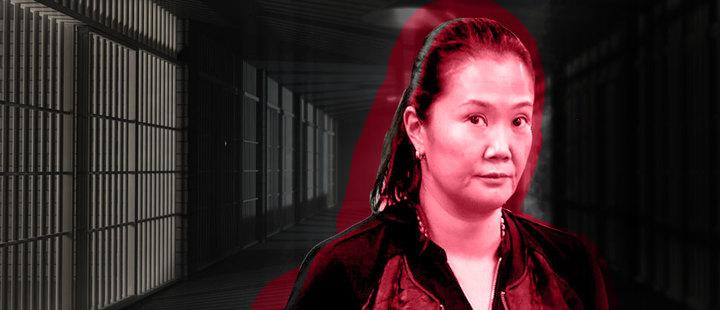 Perú: Keiko Fujimori volvería a prisión
