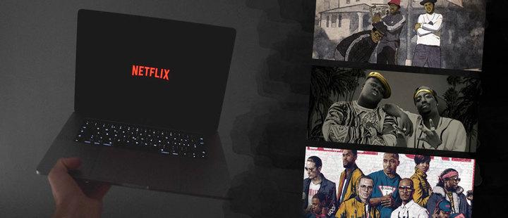 ¿Eres fan del Hip-Hop? Mira estas series en Netflix