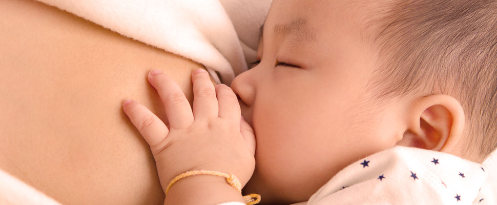 Do you feel pain during breastfeeding? You could suffer from mastitis