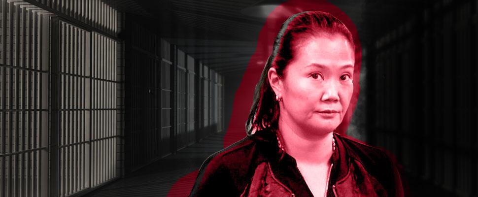 Peru: Keiko Fujimori would go back to prison
