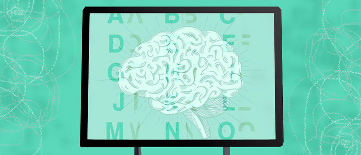 This is technology that helps overcome dyslexia
