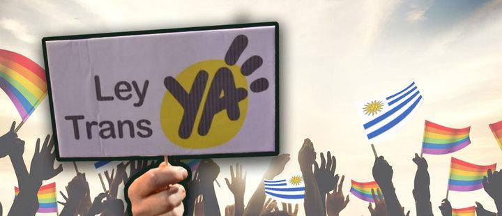 Uruguay: La ley que beneficia a los Trans ya fue aprobada