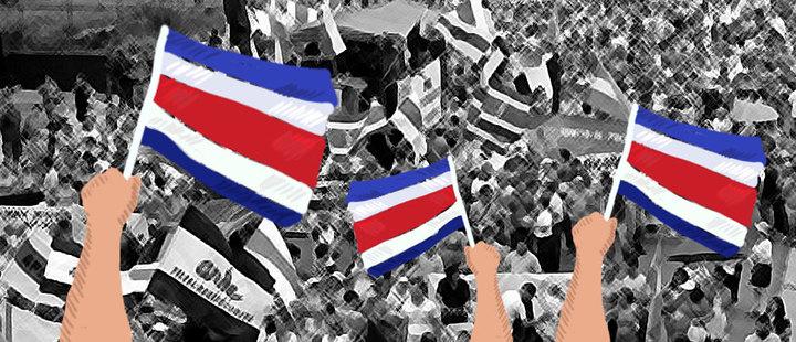 Costa Rica: 48 días en protestas