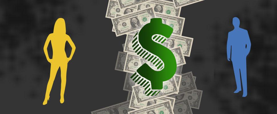 Why do women entrepreneurs pay less for themselves than men?