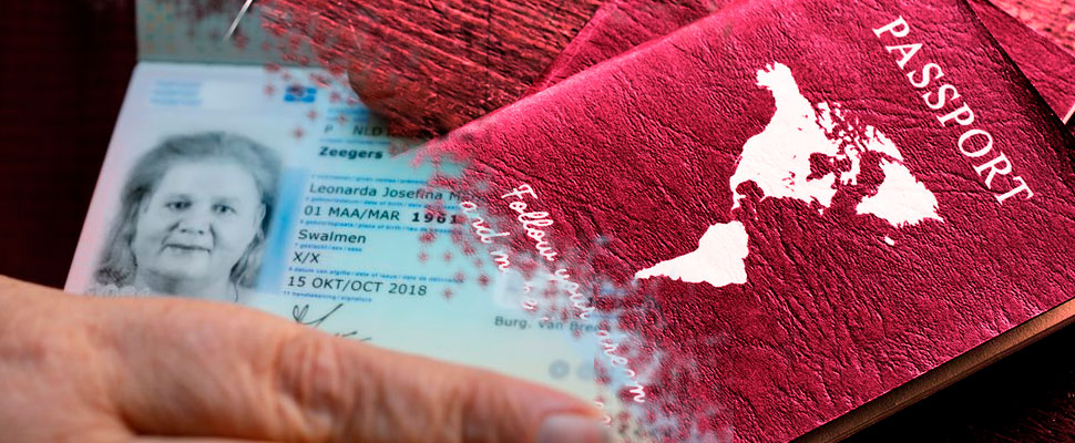 Netherlands: Leonne Zeegers received their passport as intersexual