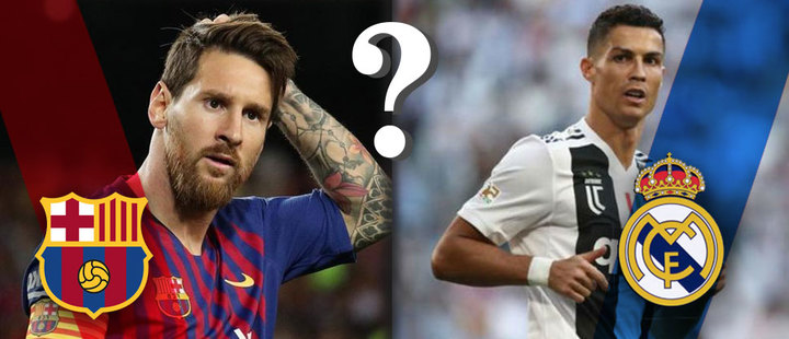 Barcelona VS Real Madrid: How exciting will it be without Messi and CR7?