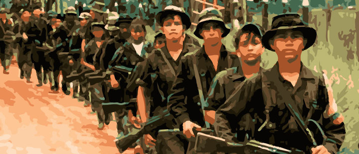 Amazing! Former FARC combatants could be forest guides