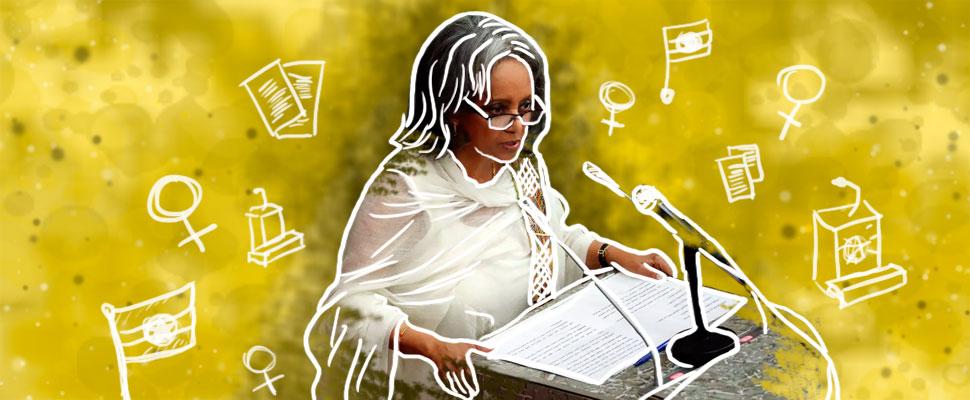 ¡El futuro es femenino! Sahlework Zewde es la primera presidenta de Etiopía