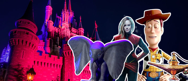 Disney fan? 5 movies that you need to watch in 2019