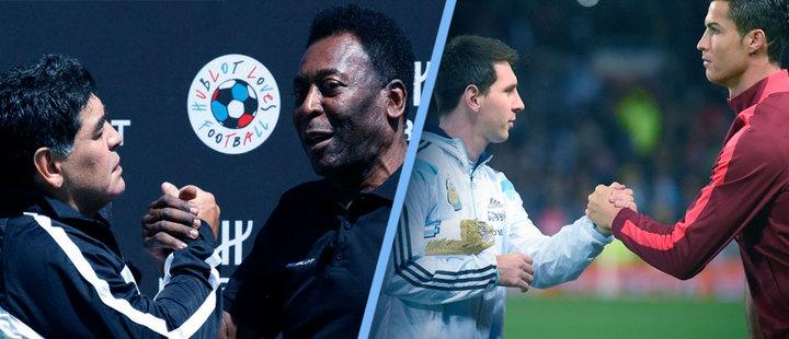 ¡Estas son las rivalidades más grandes del mundo deportivo!