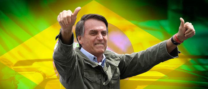 Elecciones en Brasil: comienza la era de Jair Bolsonaro