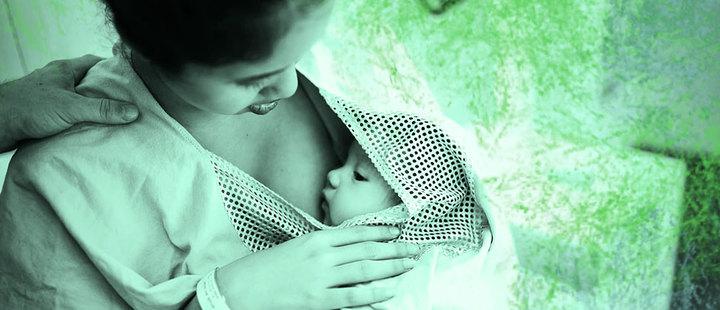 ¿Puedo amamantar a mi bebé si tengo gripa?