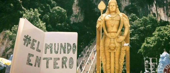#ElMundoEntero: Todo lo que debes saber de este nuevo vídeo clip