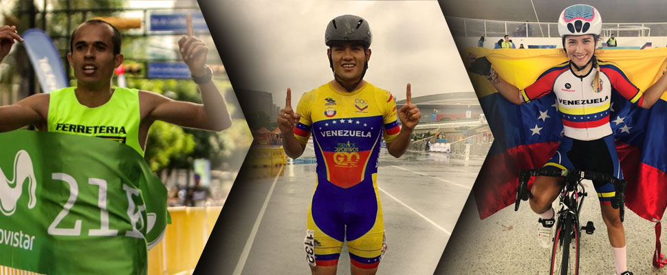 Venezuelan athletes: another side of the crisis
