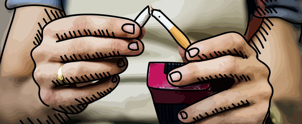 Amazing! Scientists could eliminate addiction to cigarettes