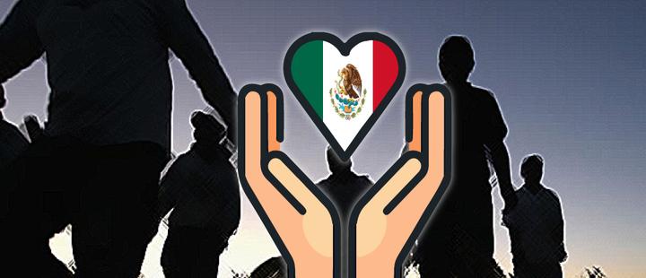 No están solos: así se solidariza Latinoamérica con las migraciones