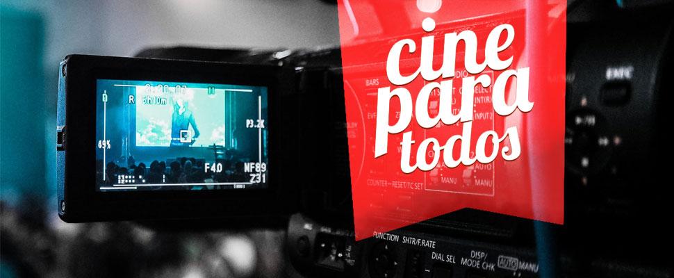 Cine para Todos: la app para personas con discapacidad visual y auditiva