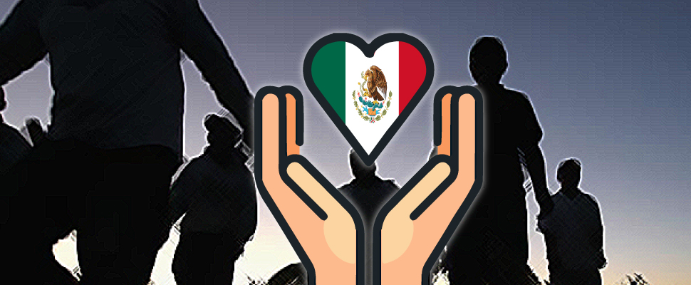 This has been the solidarity of Mexicans with the caravan of Honduran migrants