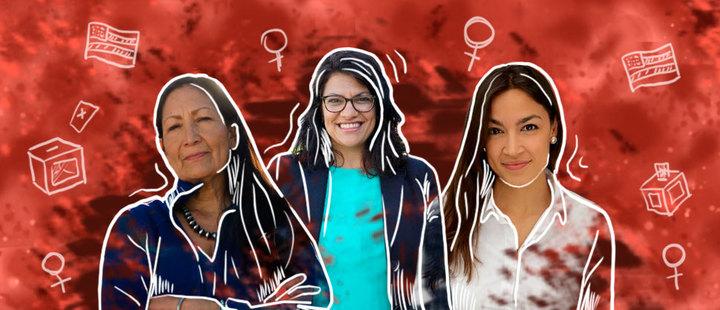 Elecciones en EE.UU.: Estas son las 3 mujeres que podrían hacer historia